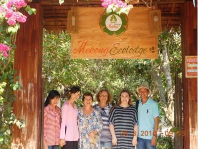 MEKONGECOLODGE TOUR 3 NGÀY (Code: Mekong Eco 03)