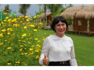 Nguyễn Thị Hồng Huế - Chủ tịch công ty