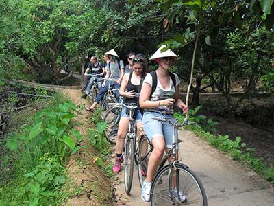 MEKONGECOLODGE TOUR  1 NGÀY ( Code: Mekong Eco: 01 + )